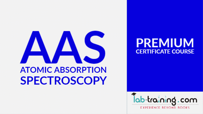Certificate Course on Atomic Absorption Spectroscopy