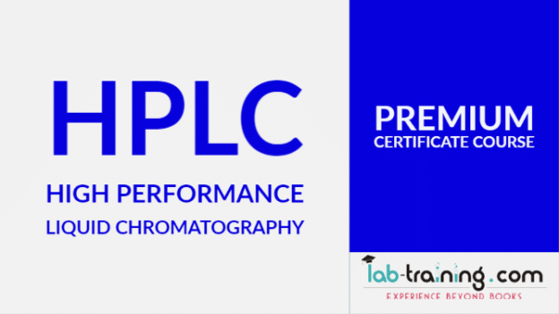 Certificate Course on High Performance Liquid Chromatography